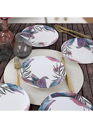 Keramika Keramika 26 cm 6 Adet Vio Servis ğı Renkli